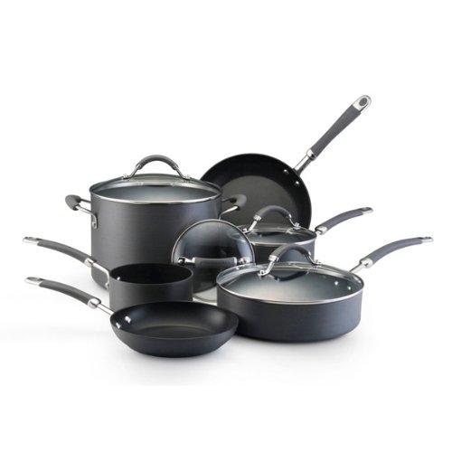 KitchenAid 80297 10-Piece Non-Stick Cookware Set