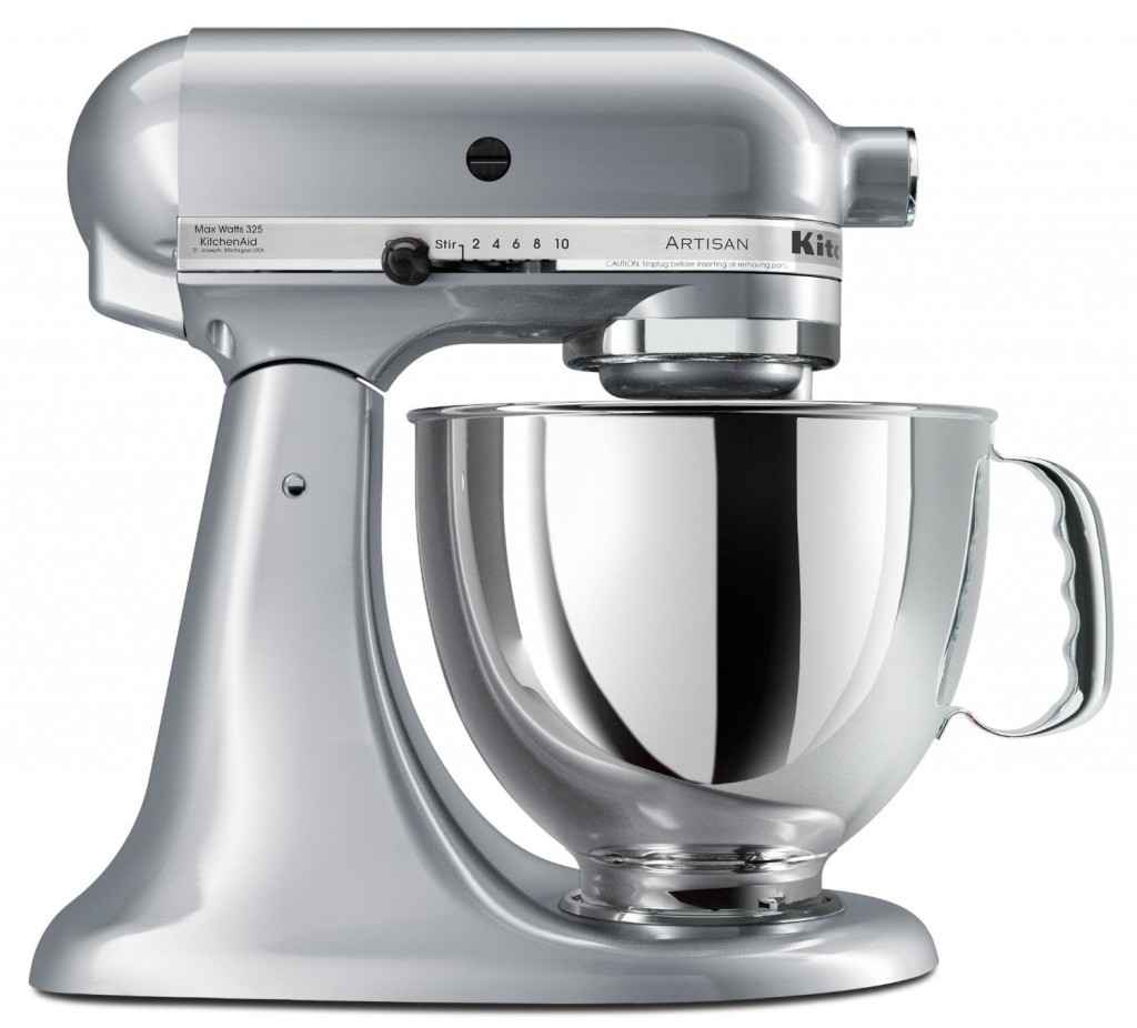 KitchenAid KSM150PSMC Artisan Series 5-Quart Mixer