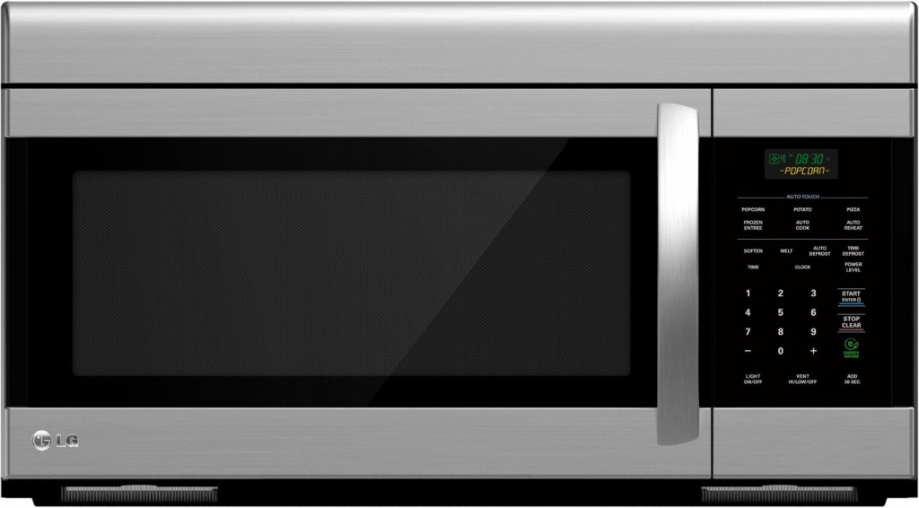 LG 1.6 Cu. Ft. Over-the-Range Microwave