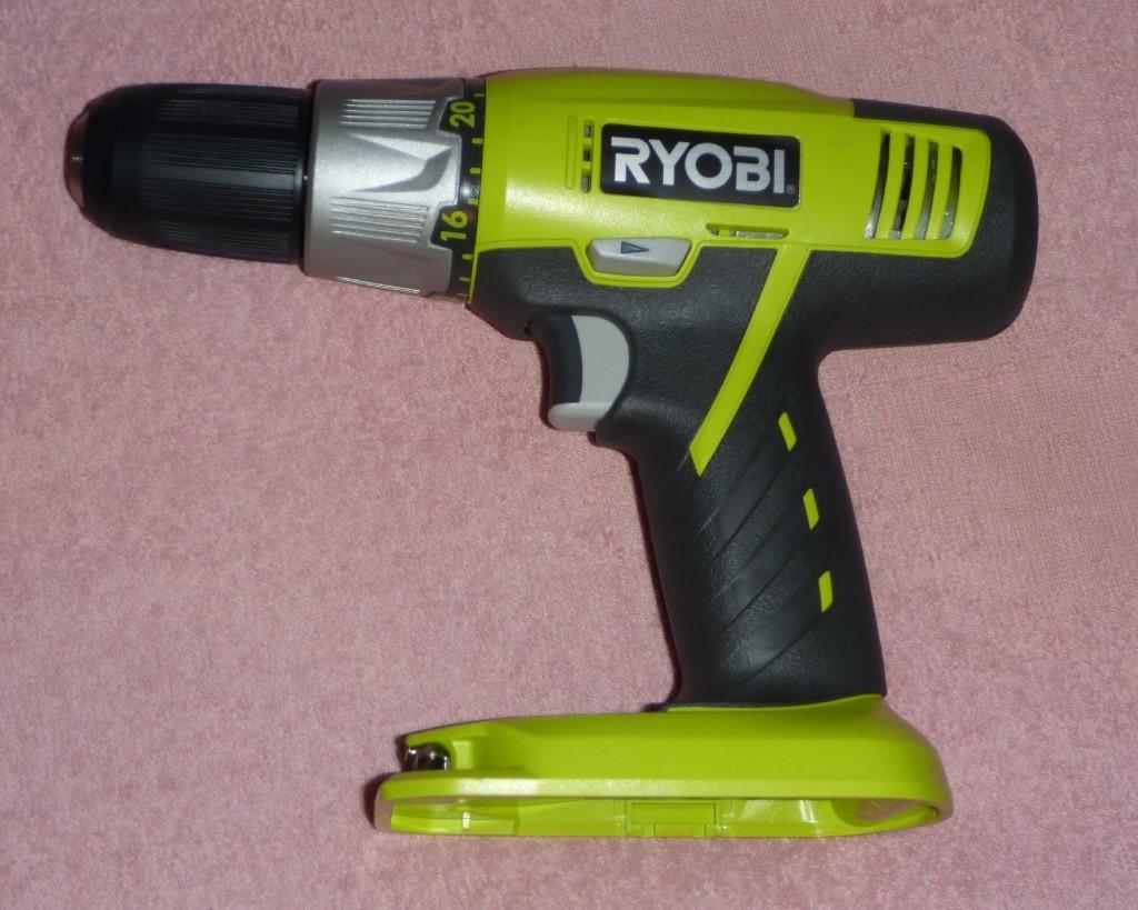 5 best ryobi cordless drills believe in ryobi tool box. Black Bedroom Furniture Sets. Home Design Ideas