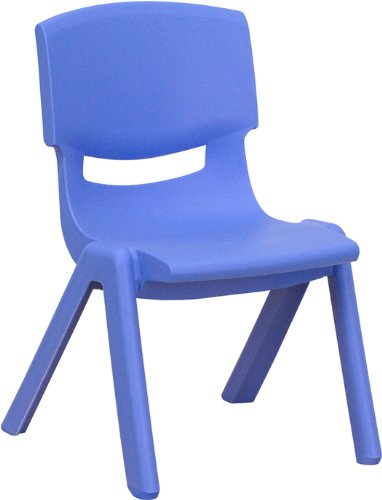 Plastic Stackable School Chair with 10.5 Seat Height
