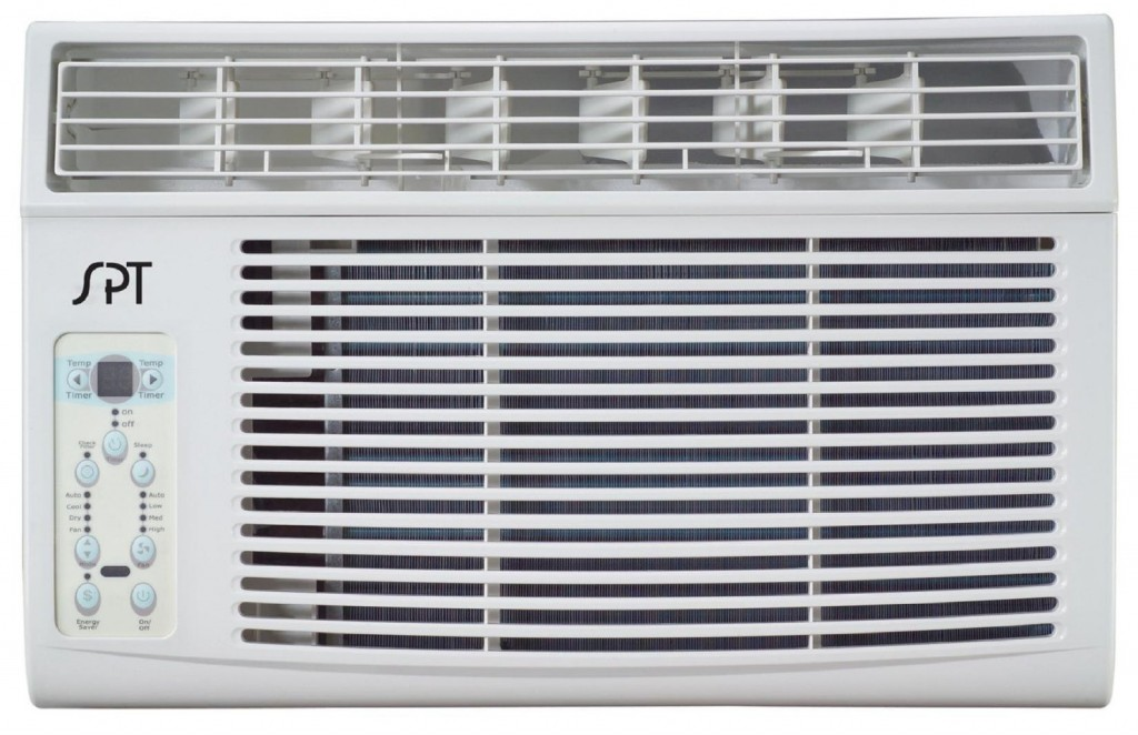 SPT 8000 BTU Window Air Conditioner Energy Star WA-8011S