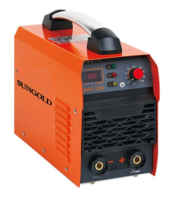SUNGOLDPOWER 200A ARC MMA IGBT Digital Display LCD Hot Start Welding Machine