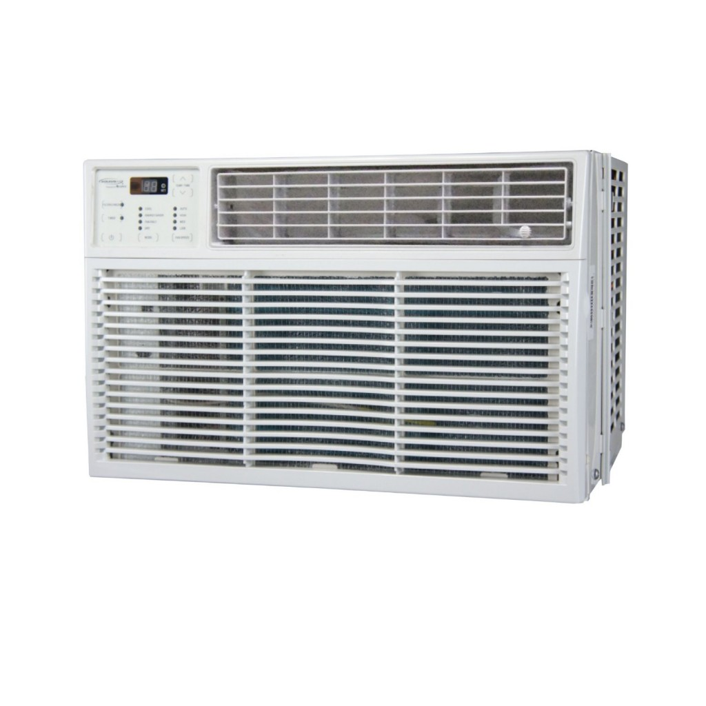 Soleus Air 6 000 BTU Window Air Conditioner with Remote Control SG  #475159