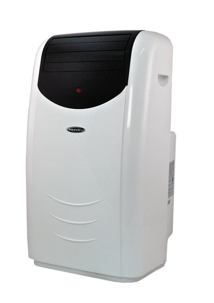 Soleus Air LX-140, 14,000 BTU Evaporative Portable Air Conditioner