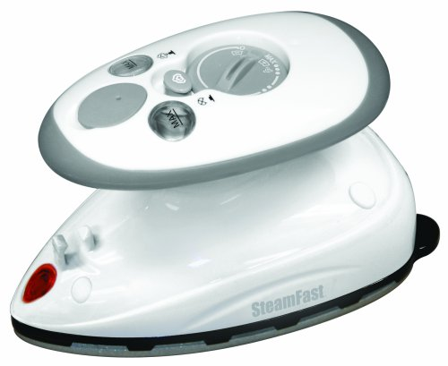 SteamFast SF-717 Home-and-Away Mini Steam Iron