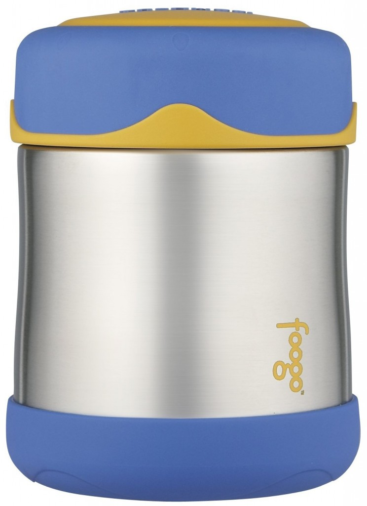 Thermos Foogo Leak-Proof Stainless Steel Food Jar, 10 Ounce