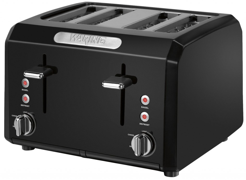 Waring Professional Cool Touch 4 Slice Toaster