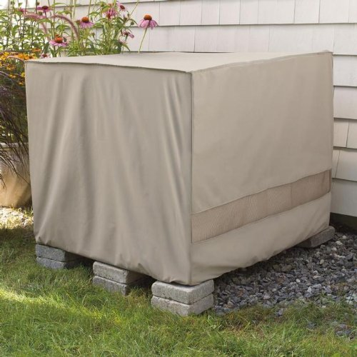 Air Conditioner Covers For Winter Size 43x32 Mirror Mirror Cast