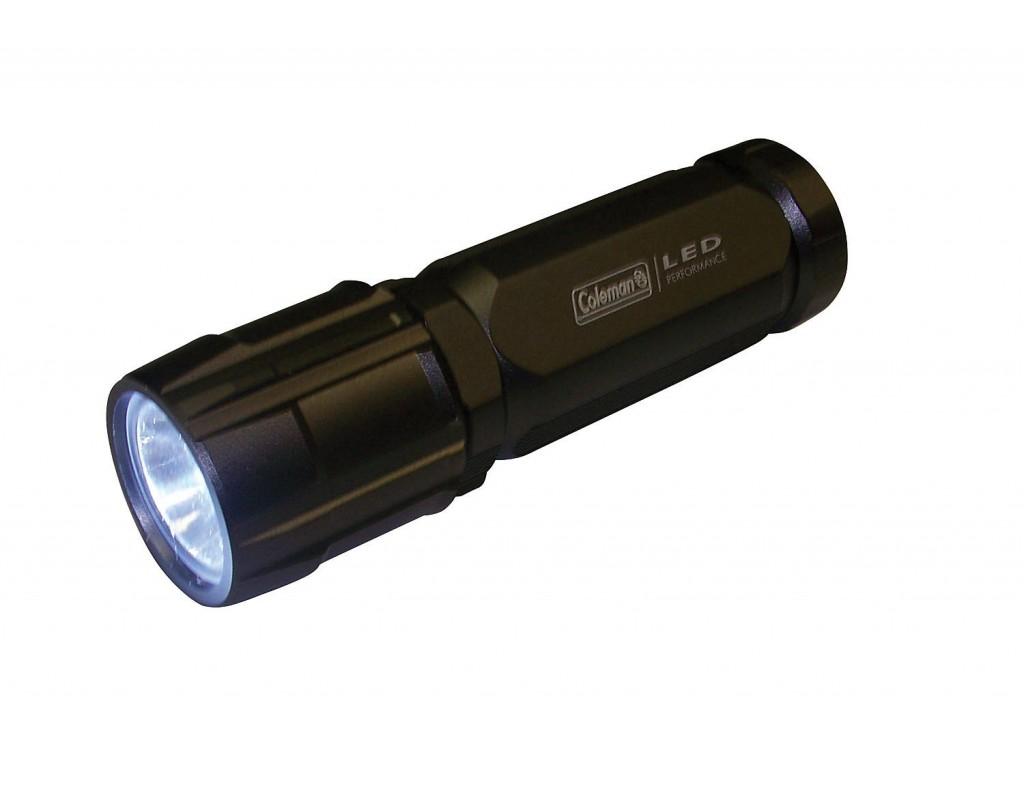 Coleman 3AAA Focusing LED Flashlight