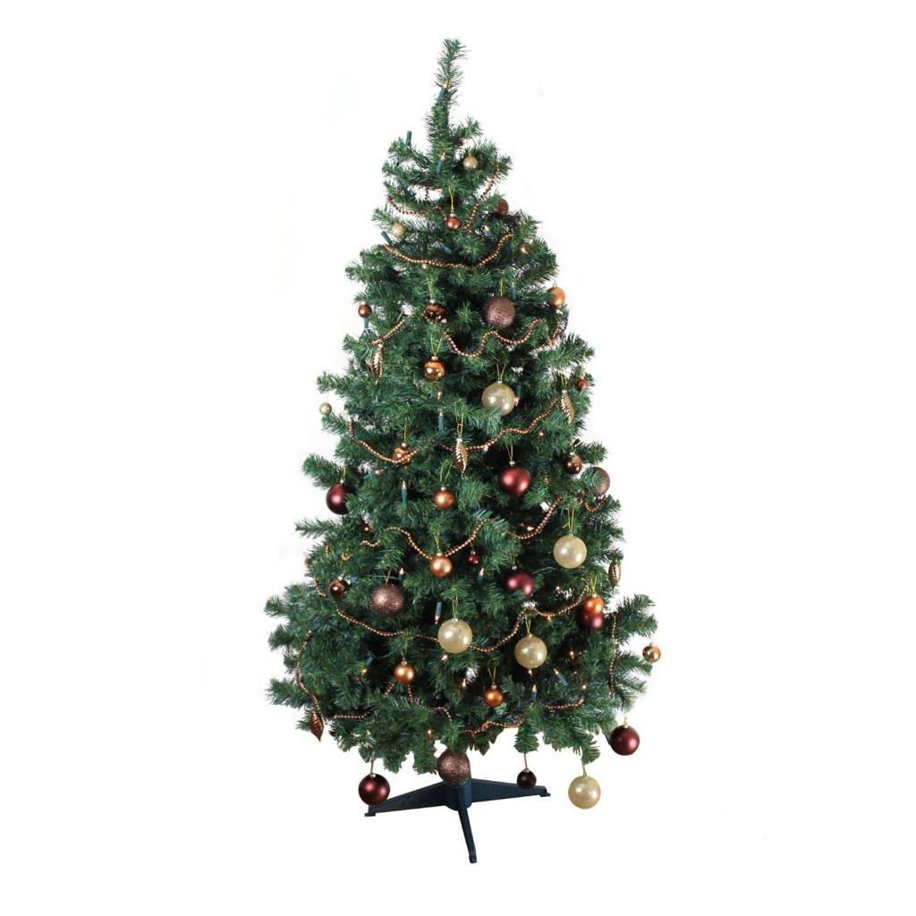 Homegear Aspen 6ft Deluxe Christmas Tree