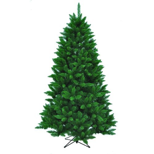Kurt Adler 7' Unlit Pine Christmas Tree