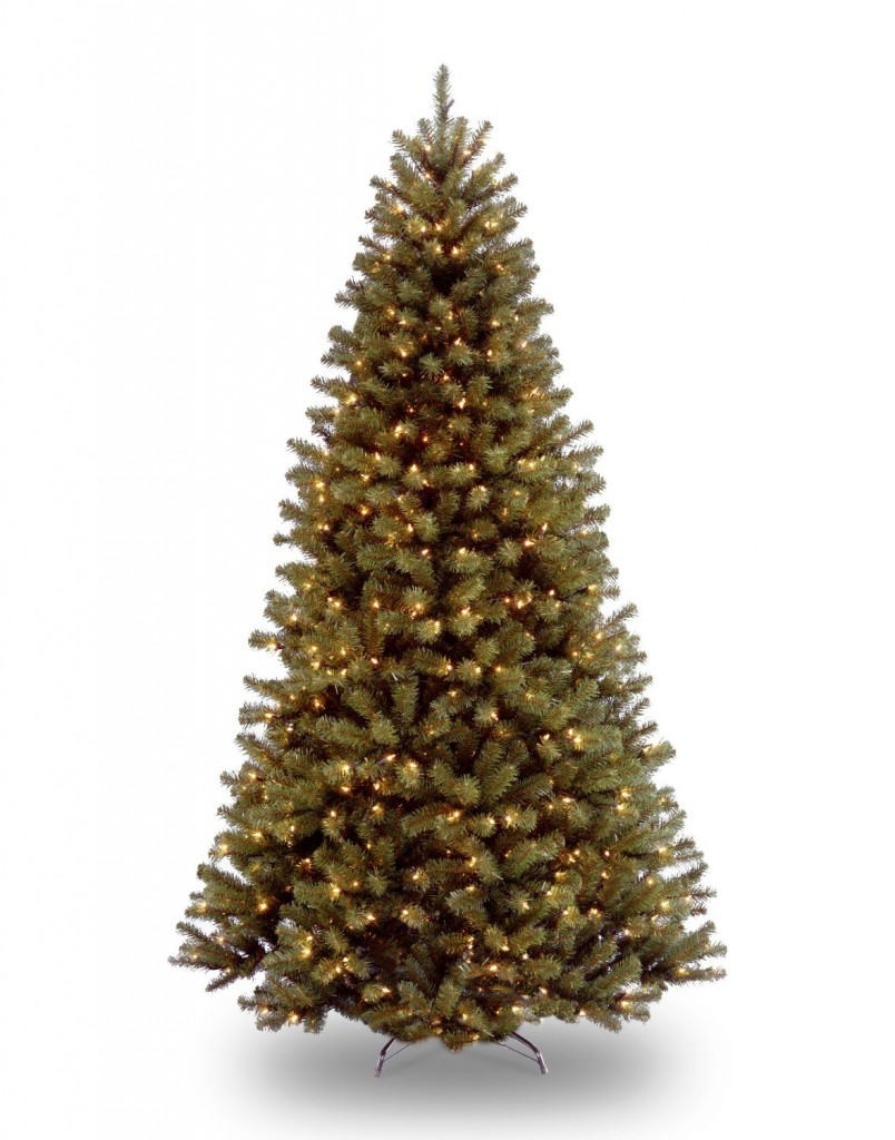 National Tree 7-1 2-Foot Prelit