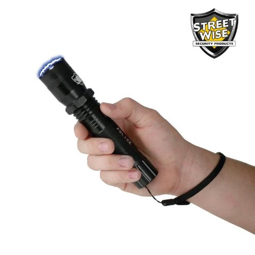 Police Force 5 Million Volt Rechargeable