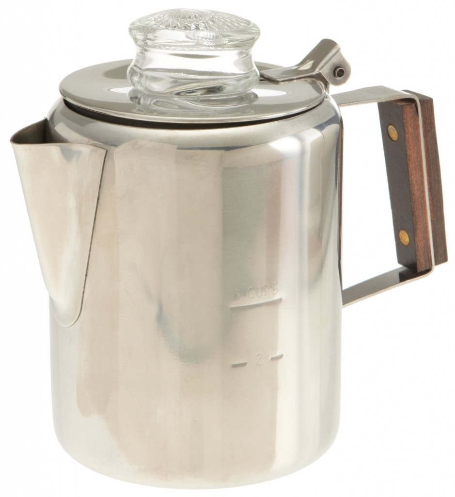 5 best stovetop percolators enjoy hot fresh coffee for Best coffee percolator