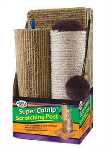 5 Best Scratching Post Offer A Fun Activity For Cats