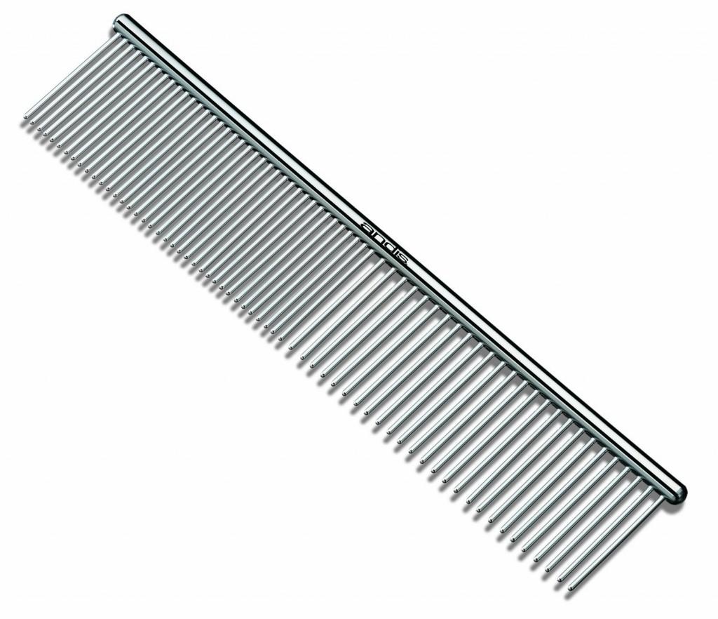 Andis Pet 7-1 2-Inch Steel Grooming Comb