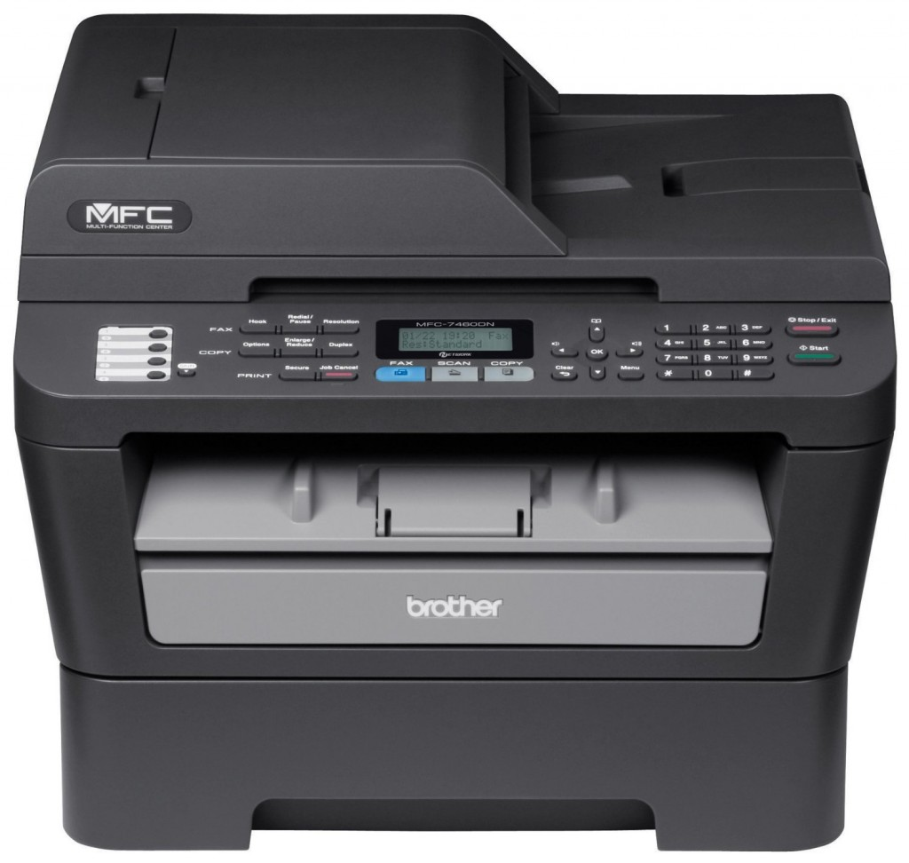 Brother Printer MFC8510DN Monochrome Printer