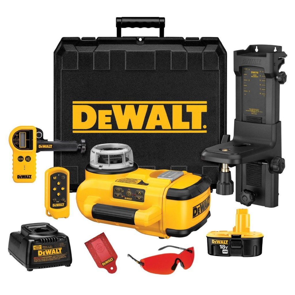 5 best rotary laser levels ideal for huge project tool box