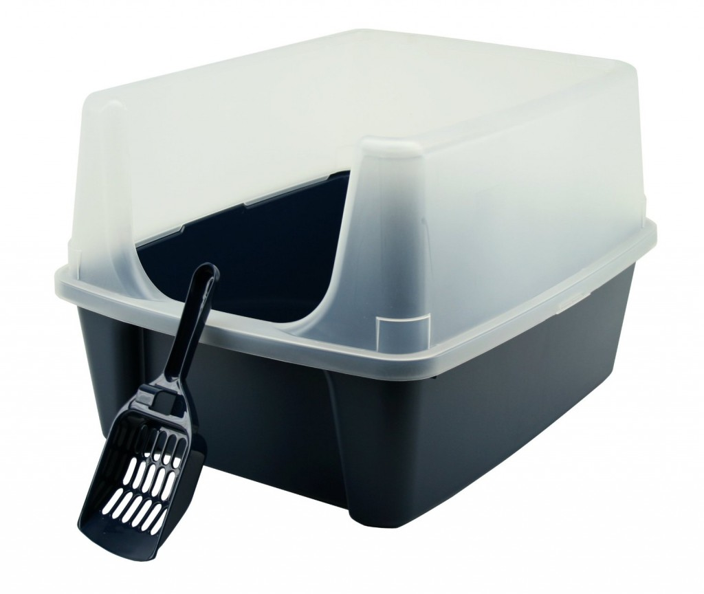 IRIS Open Top Litter Box
