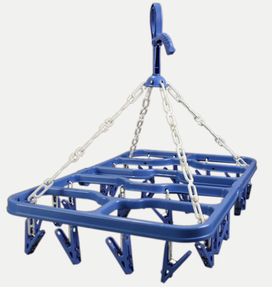 Lehigh Secure Line DRC24 Drying Rack, 24-Clip