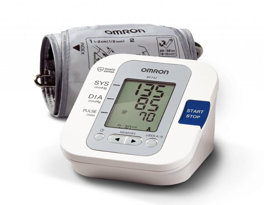 best home blood pressure machine
