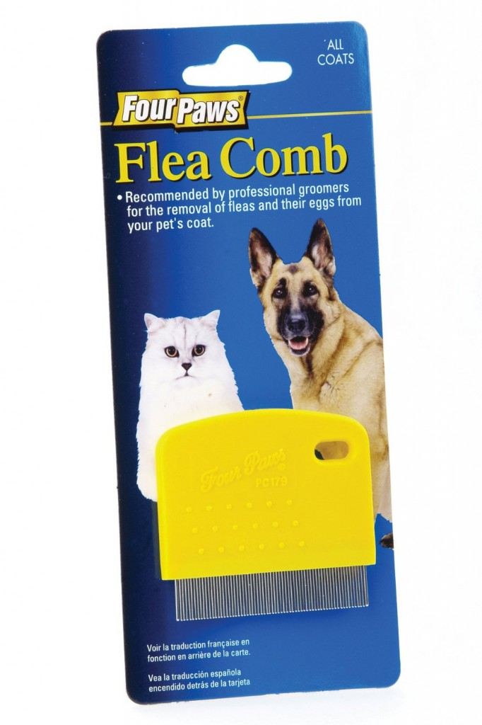 Palm Flea Comb
