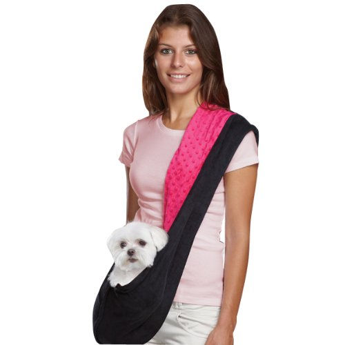 Best sling dog carriers give your pet a warm and soft cradle