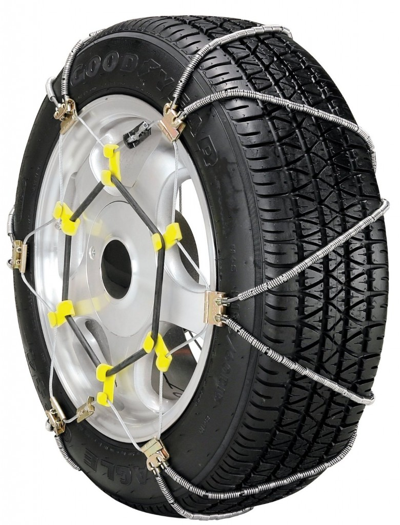 Security Chain Company SZ343 Shur Grip Z Passenger Car Tire Traction ...