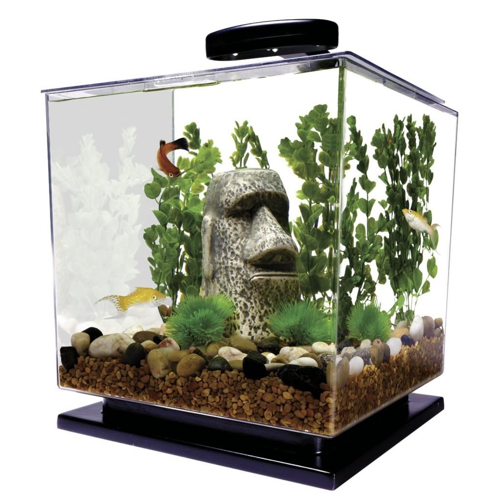 5 best aquarium kits a colorful decorations tool box for Aquarium decoration kits
