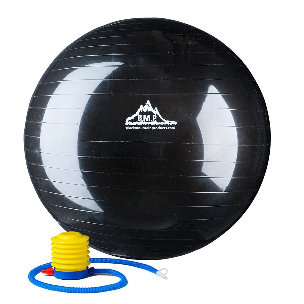 Exercise Ball 75cm Anti Burst: 5 Best Balance Balls – With Super Good Elasticity