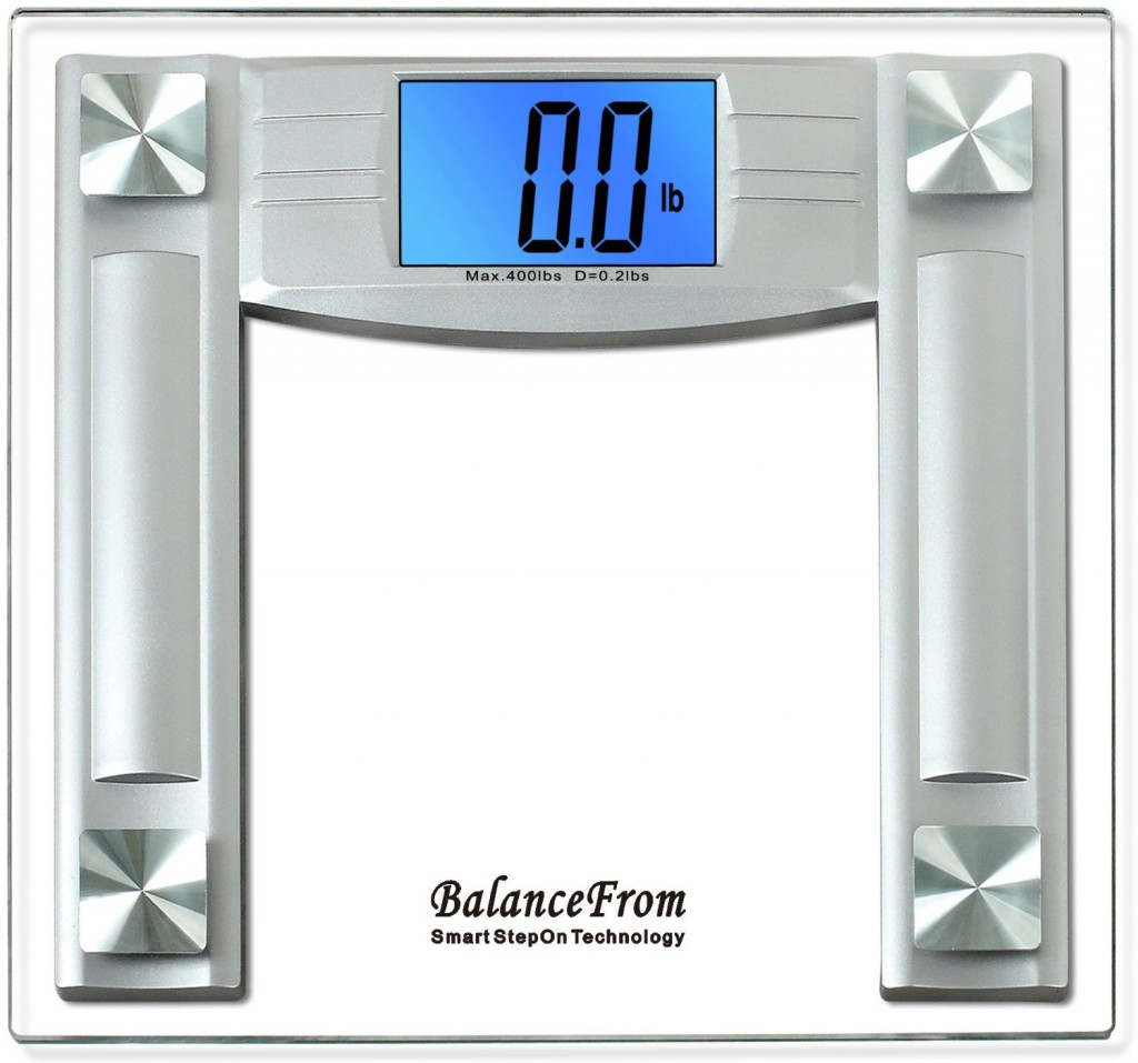 Most Accurate Bathroom Scale 2014: Excellent Helper For All Dieters