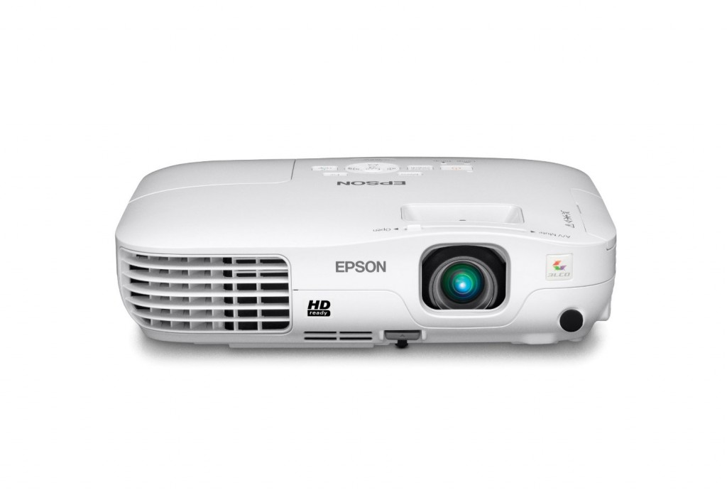 Epson PowerLite Home Cinema 705 HD 720p