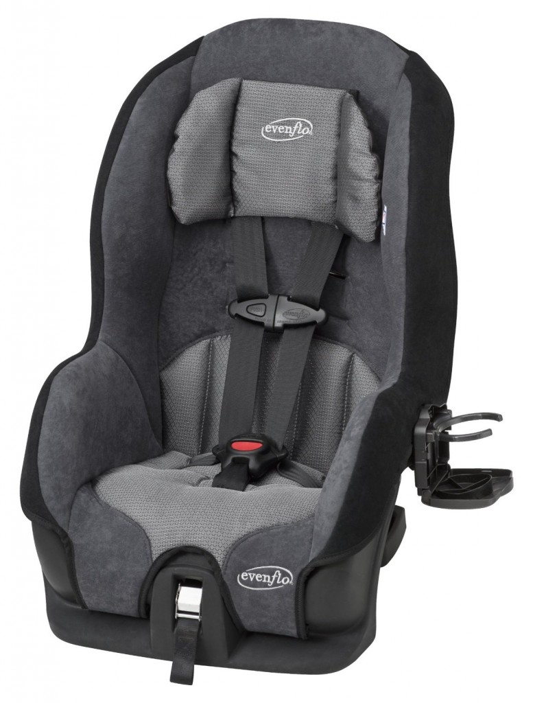 Britax B Safe  Infant Car Seat Crash Test