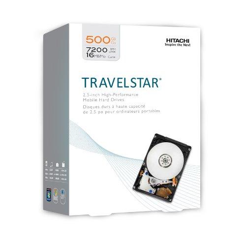 HGST Travelstar 2.5 Inch 500GB