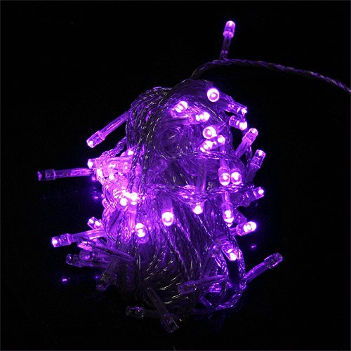 5 Best Purple Christmas Lights Offer A Purple World