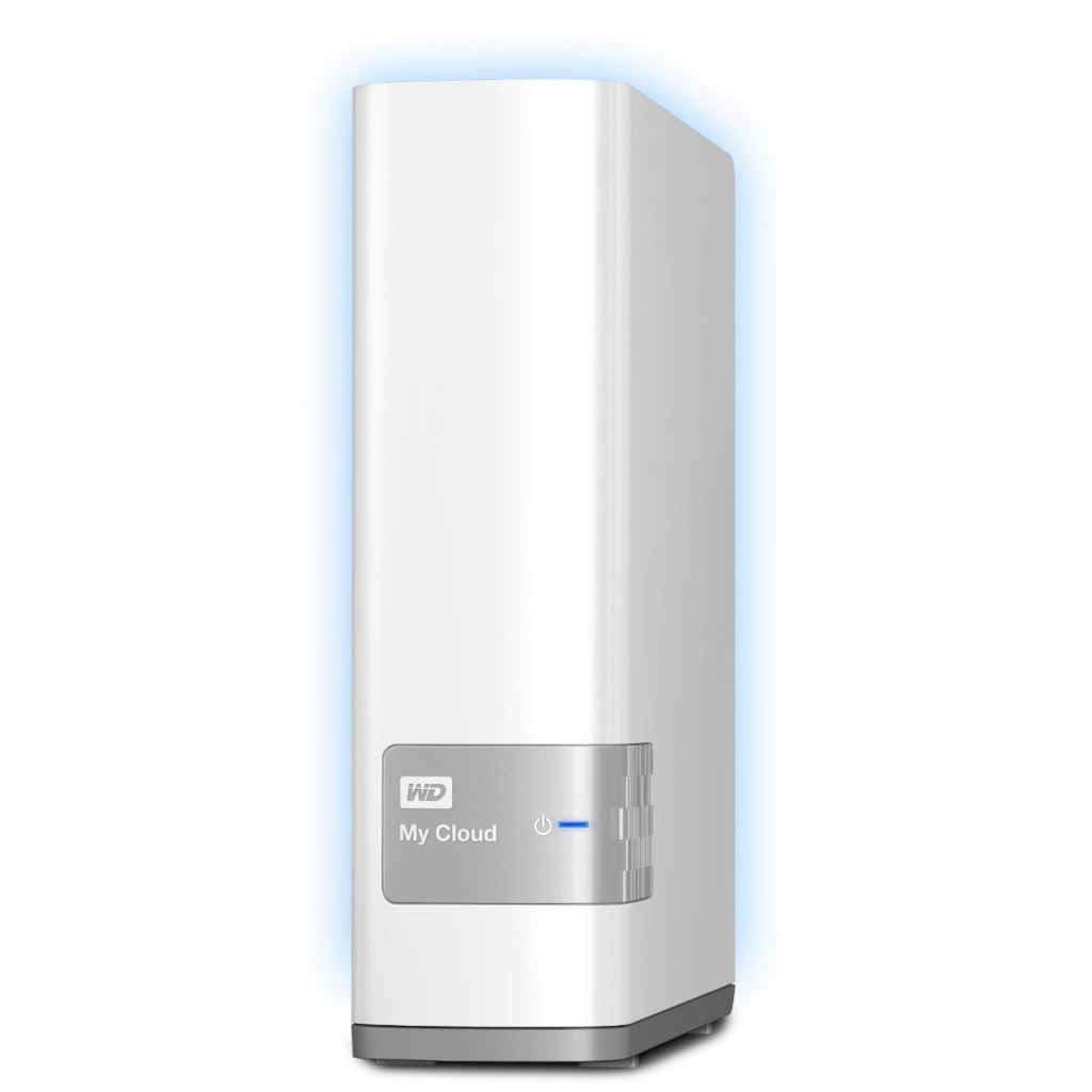WD My Cloud 4TB Personal Cloud Storage