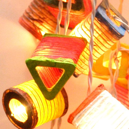 5 Best Paper Lantern String Lights Useful and beautiful Tool Box