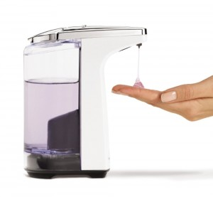 Simplehuman Soap Dispenser