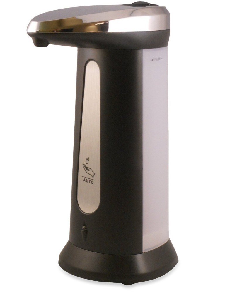 Electric Soap Dispenser ~ Best automatic soap dispenser the germs stop here