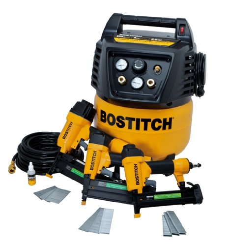 5 Best Bostitch Air Compressor Powerful Motor Tool Box