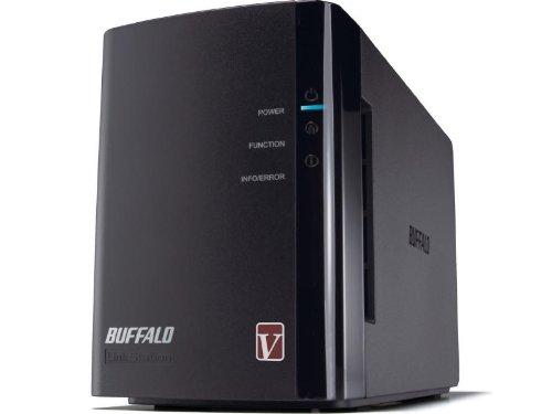 BUFFALO LinkStation Pro Duo 2-Bay