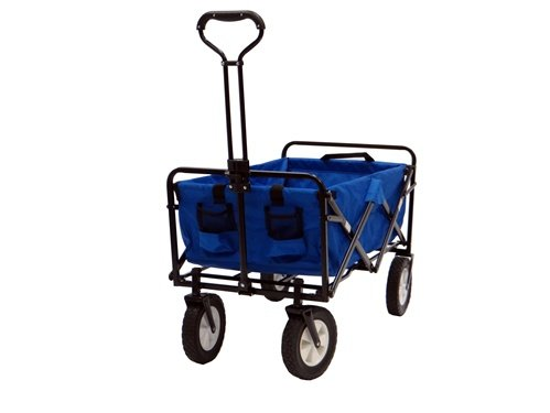 5 Best Garden Cart Less time and effort for moving and unloading