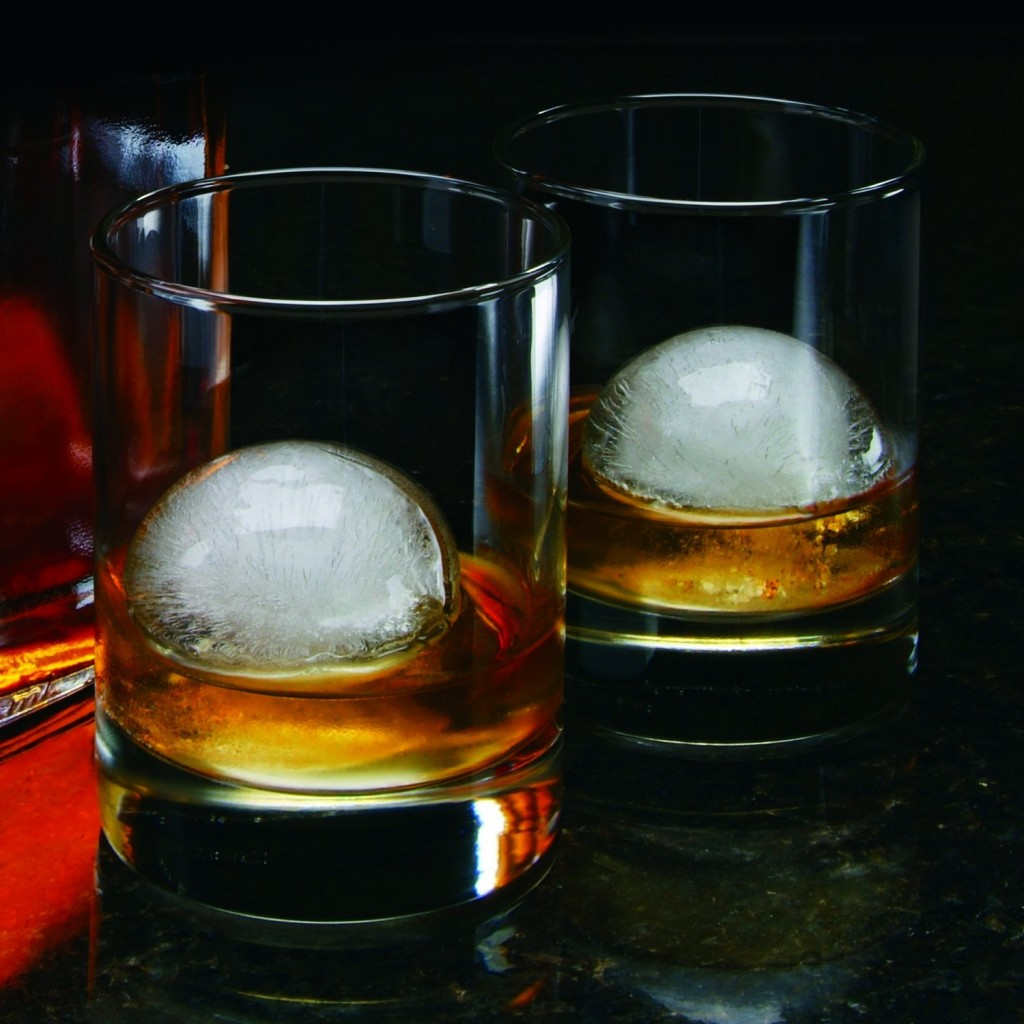 Extra-Large Ice Ball Silicone Double Mold