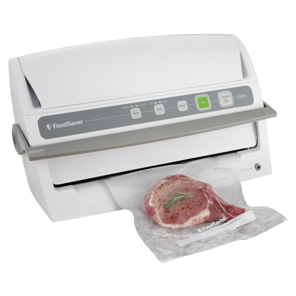 FoodSaver V3240 Vertical Vacuum Sealer