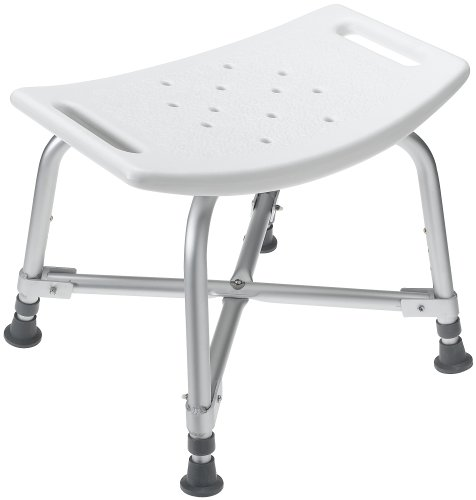 medline bath bench with back benches