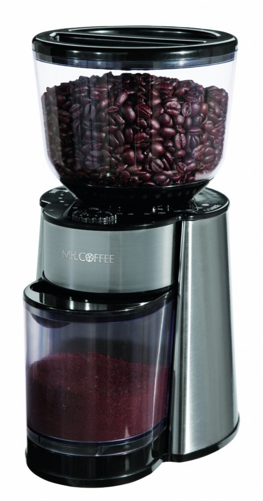 Mr Coffee Maker With Grinder : 5 Best Coffee Grinder A perfect cup of coffee is closer to you Tool Box
