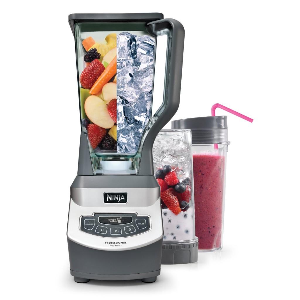 Ninja Professional Blender with Single Serve Blending Cups