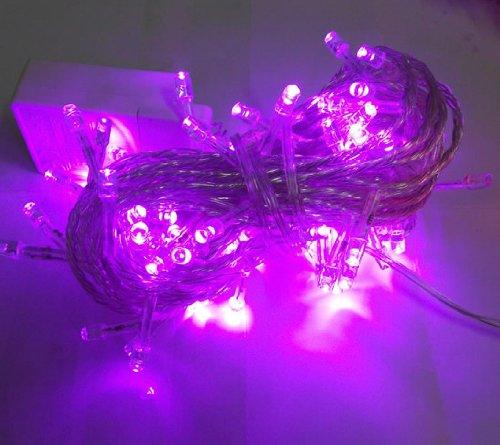Purple Color 10m 33feet 100 Led
