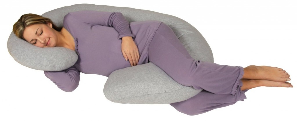 Snoogle Chic Jersey - Snoogle Total Body Pregnancy Pillow